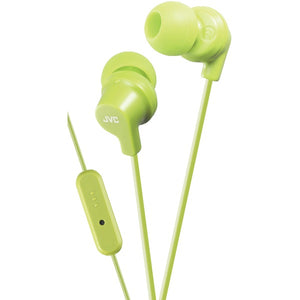 In-Ear Headphones with Microphone (Green)