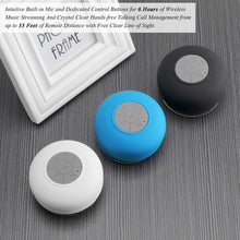 Load image into Gallery viewer, Mini Wireless Waterproof Shower Speaker