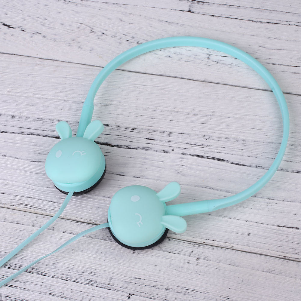 Rabbit Ear Wired Headphone