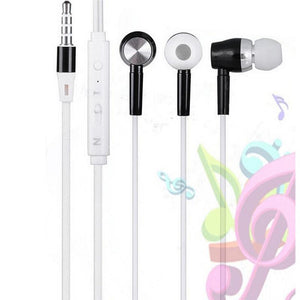 Metallic Luminous Wired In-Ear Headphone