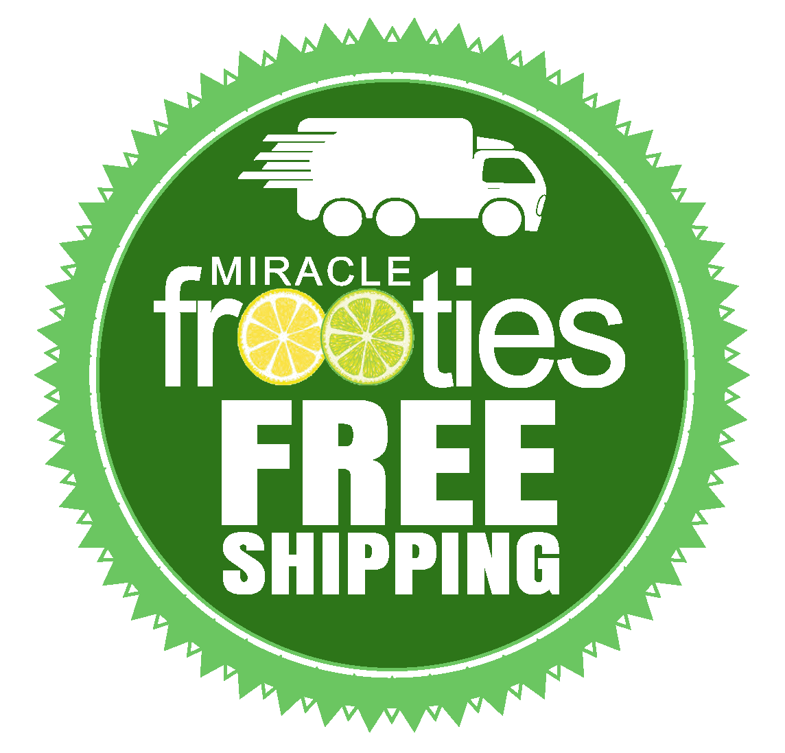Miracle Frooties Free Shipping