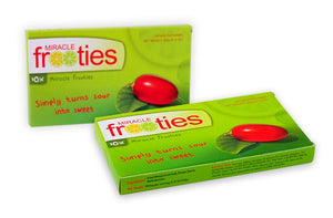 Classic Miracle Frooties Miracle Berry Tablets 2 x Packs Miracle Fruit