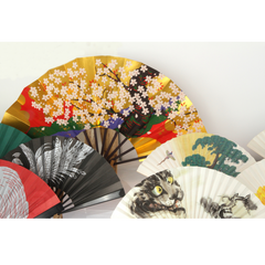 Sensu (Japanese Folding Fan)