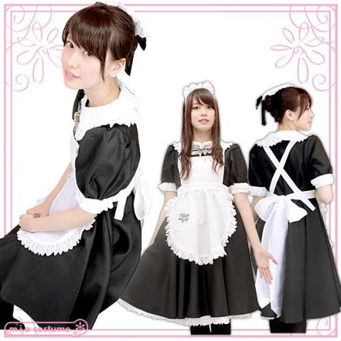 "Maid clothes ""Mia group official products Mia Café long uniform"" - JapaneseGoods.jp - 1"