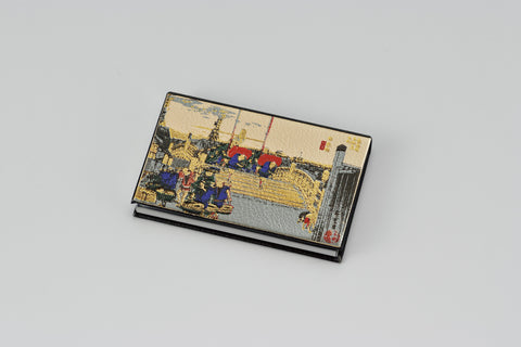 "Card Case ""Lacquer Craft Card Case Nihonbashi"" - JapaneseGoods.jp - 1"