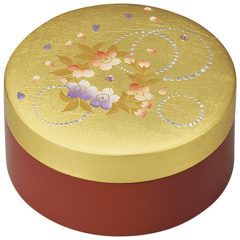 "Accessory Case ""Lacquer Craft 3.0 Accessory Case Karin"" - JapaneseGoods.jp"