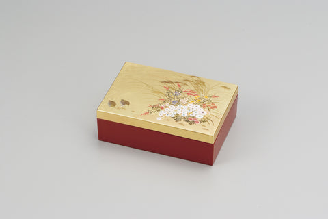 "Accessory Case ""Lacquer Craft Accessory Case Miyabi"" - JapaneseGoods.jp - 1"