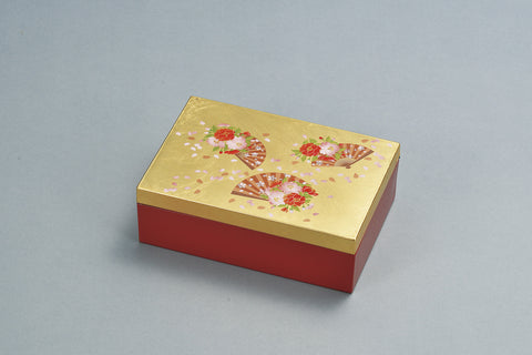 "Accessory Case ""Lacquer Craft Accessory Case Yae"" - JapaneseGoods.jp - 1"