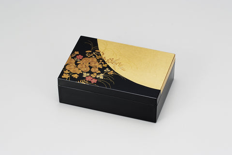 "Accessory Case ""Lacquer Craft Accessory Case Hanano"" - JapaneseGoods.jp - 1"