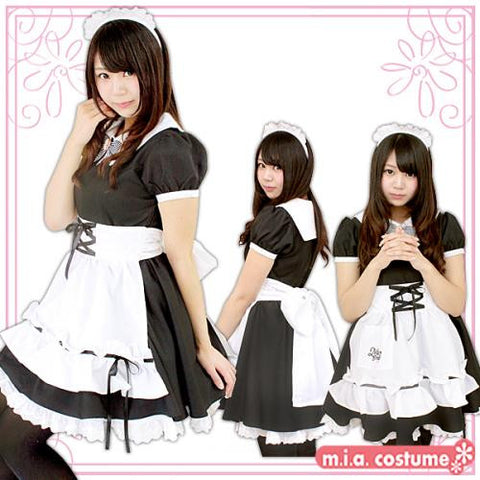 "Maid clothes ""Mia group official products Mia relaxation uniform"" - JapaneseGoods.jp - 1"