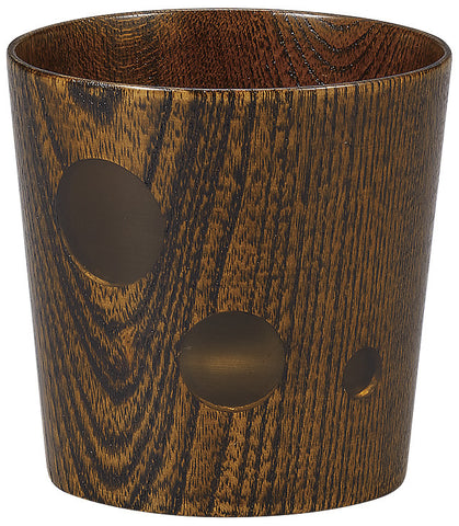 "Drinkware ""Wood of Japan: keyaki tumbler RYUSEI Fuki Urushi"" - JapaneseGoods.jp - 1"