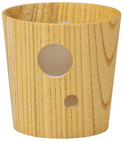"Drinkware ""Wood of Japan: keyaki tumbler EARTH"" - JapaneseGoods.jp - 1"