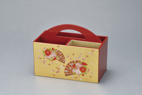 "Stand Holder ""Lacquer Craft Stand Holder Yae"" - JapaneseGoods.jp"