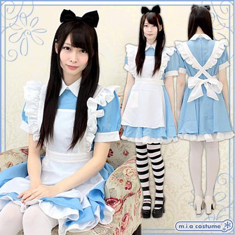 "Maid clothes ""Alice's dress"" - JapaneseGoods.jp - 1"