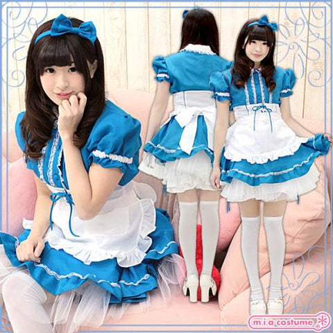"Maid clothes ""Alicemaid"" - JapaneseGoods.jp - 1"