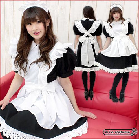 "Maid clothes ""BABY maid cloth"" - JapaneseGoods.jp - 1"