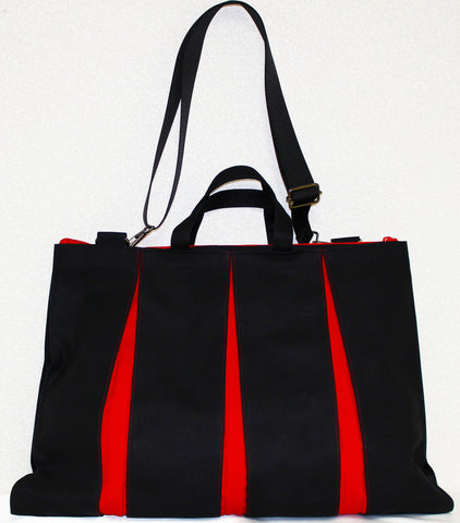 "Bag ""Canvas ougi Briefsbag 2WAY"" - JapaneseGoods.jp"