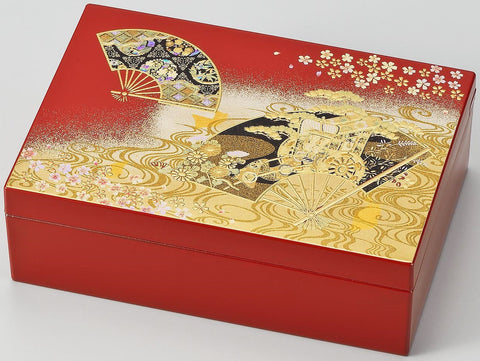 "Accessory Case ""Lacquer Craft Accessory Case Kyomiyabi"" - JapaneseGoods.jp - 1"