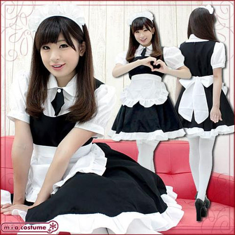 "Maid clothes ""Roppongi Maid (B)"" - JapaneseGoods.jp - 1"