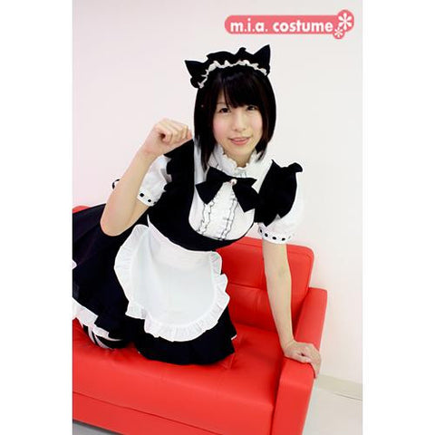 "Maid clothes ""Cat maid cloth"" - JapaneseGoods.jp - 1"
