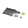 LCG Floating ESC Plate for Mugen MTC2 - Carbon