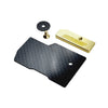 LCG Floating Receiver/ Fan Plate Set for Mugen MTC2 - Carbon