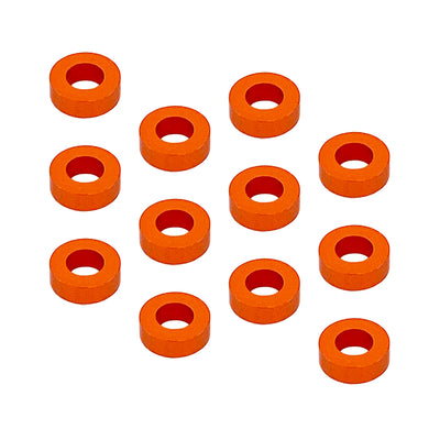1UP Racing 3x6mm Precision Shims - Orange