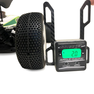 Digital Camber & Toe Gauge Offroad Combo (1/10th & 1/8th)