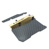 Adjustable Floating Electronics Plate Set for Awesomatix A800MMX - Carbon (12g)