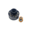 XTR 13T Vented Clutch Bell Inc. Bearings