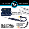 1UP RACING Pro Pit Soldering Iron Set