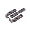 "GeoCarbon ""SLIM"" Battery Clamps for XRAY T4'20"