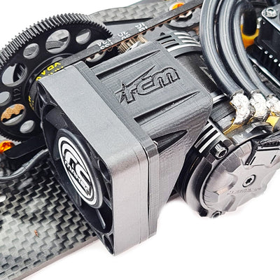 3D Pro Direct Mount Fan Shroud for Awesomatix A800MMX