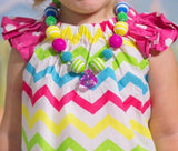 Over the Rainbow Chunky Necklace
