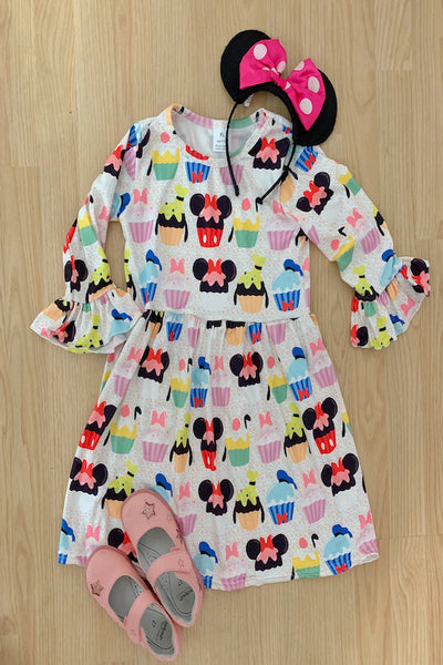 Sweet Treat Dress (Long Sleeve)