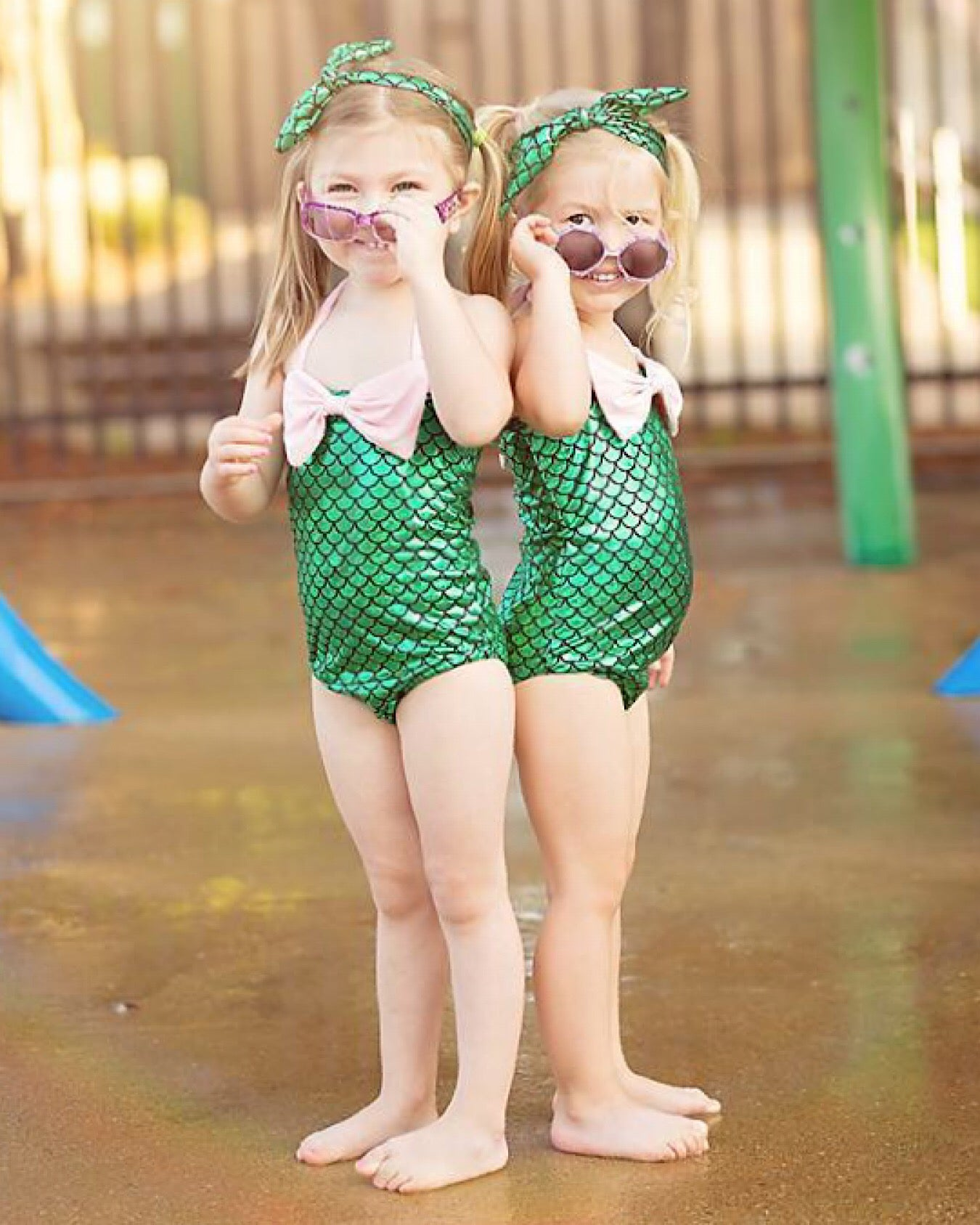 Under the Sea Mermaid Swimsuit