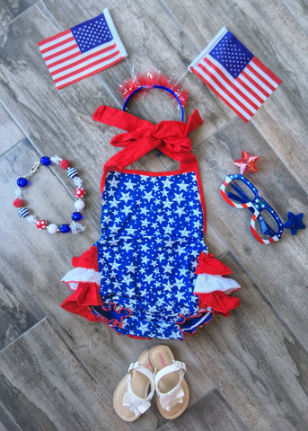 Shining Star Romper