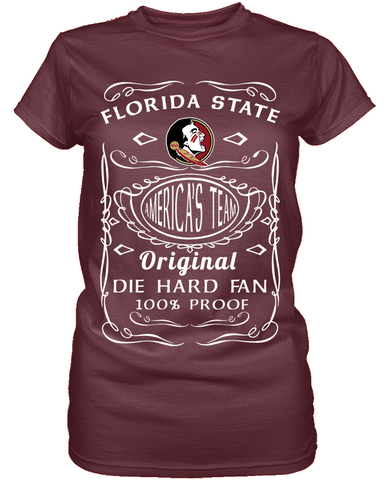 Die Hard - Florida State Seminoles Fan