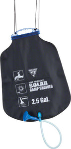 Seattle Sports - Seattle Sports Company PVC Free Solar Shower: Black, 2.5 Gallon - KakiOutdoor.com