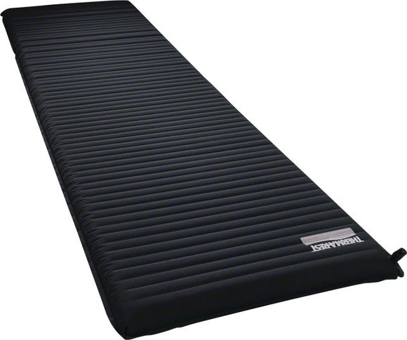 Therm-a-Rest - Therm-A-Rest NeoAir Venture WV Sleeping Pad: Regular, Charcoal - KakiOutdoor.com