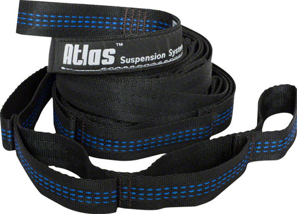 Eagle Nest Outfitters - Eagles Nest Outfitters Atlas Straps, 9', Black, Pair - KakiOutdoor.com - 1