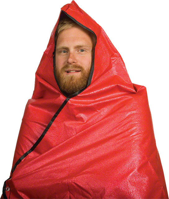 Grabber - Grabber Hooded All Weather Survival Blanket: 5
