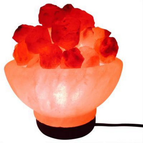 Salt Lamp Fire Bowl Large – SL14