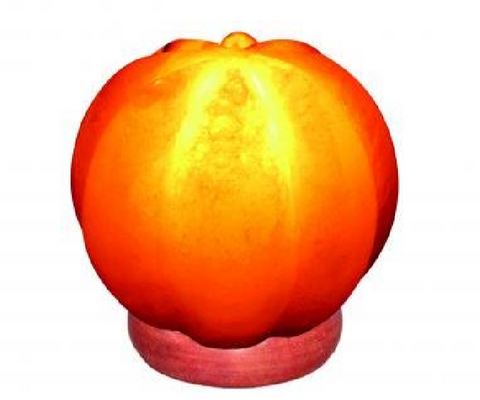 Salt Lamp Melon