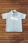 CHILDREN LINEN SHIRT - Martinez Montiel