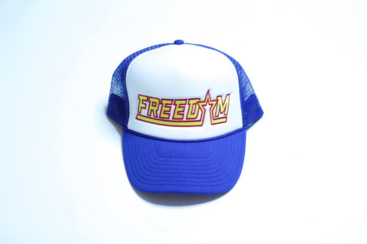 "All-Star Trucker ""Blue"""