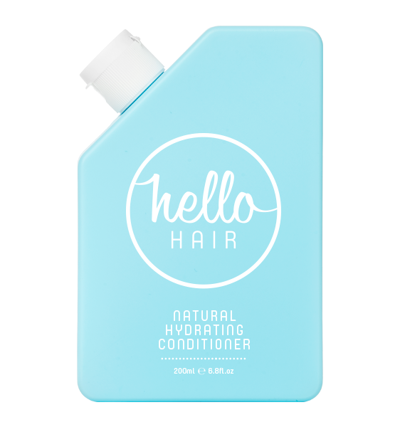 Hello Hair Natural Hydrating Conditioner 200mL | BEST SELLER