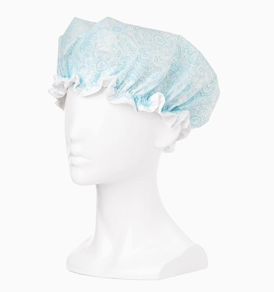 *NQR* Hello Hair Luxe Shower Cap