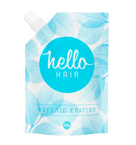 Hello Hair Botanic Edition Mask 100g