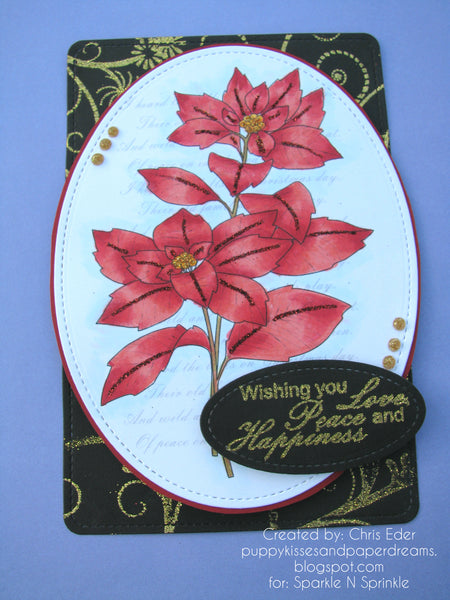 Spirit of Christmas Poinsettias